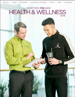 PCNA Healthcare 2016 catalogue
