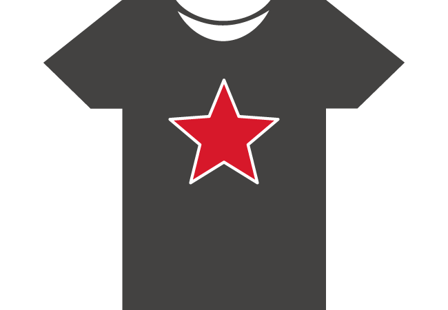 Headline Decoration Shirt icon