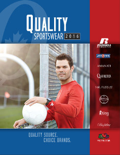 Quality Sportsear 2016 catalogue