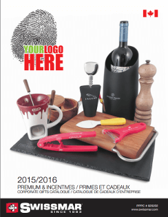 Swissmar 2015-2016 catalogue