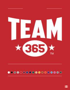 Team 365 fall 2016 catalogue