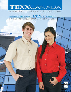 Texx Canada 2015 catalogue