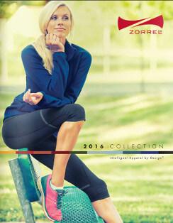 Zorrel 2016 catalogue
