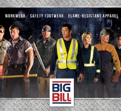 Big Bill catalogue cover