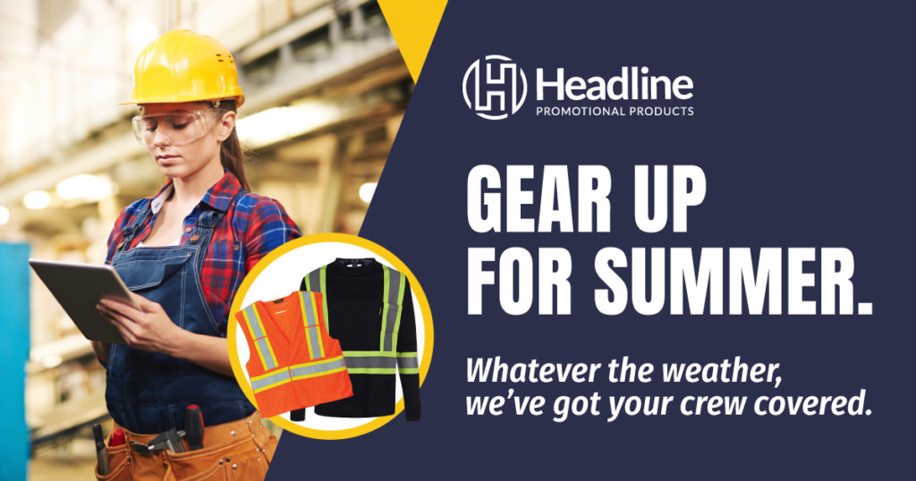 Gear up with Summer