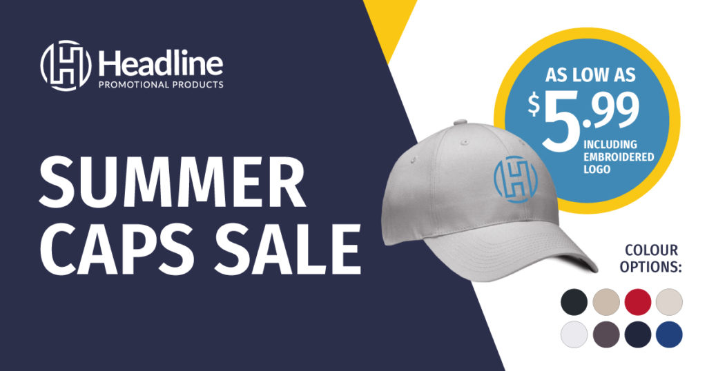Summer Caps Sale